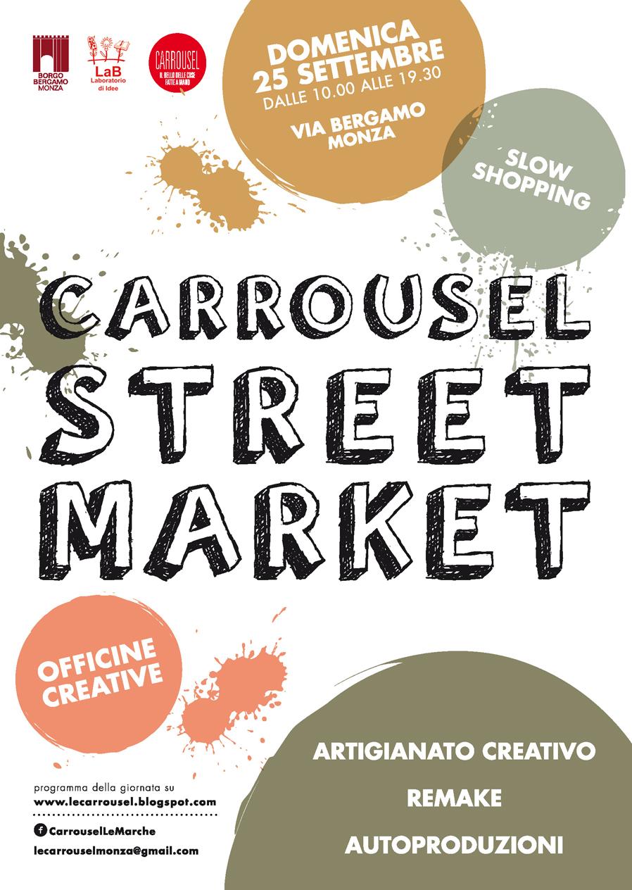 Carrousel streetMarket Monza