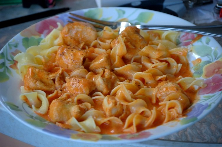 Recipe for Real Hungarian Chicken Paprikach