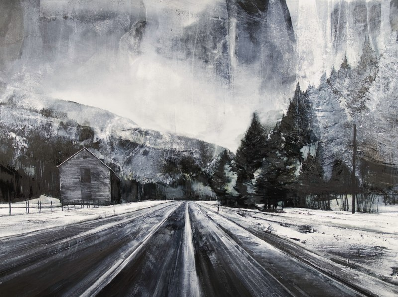 08-In-My-Time-of-Need-Mark-Thompson-Austere-and-Desolate-Cityscapes-Paintings-www-designstack-co