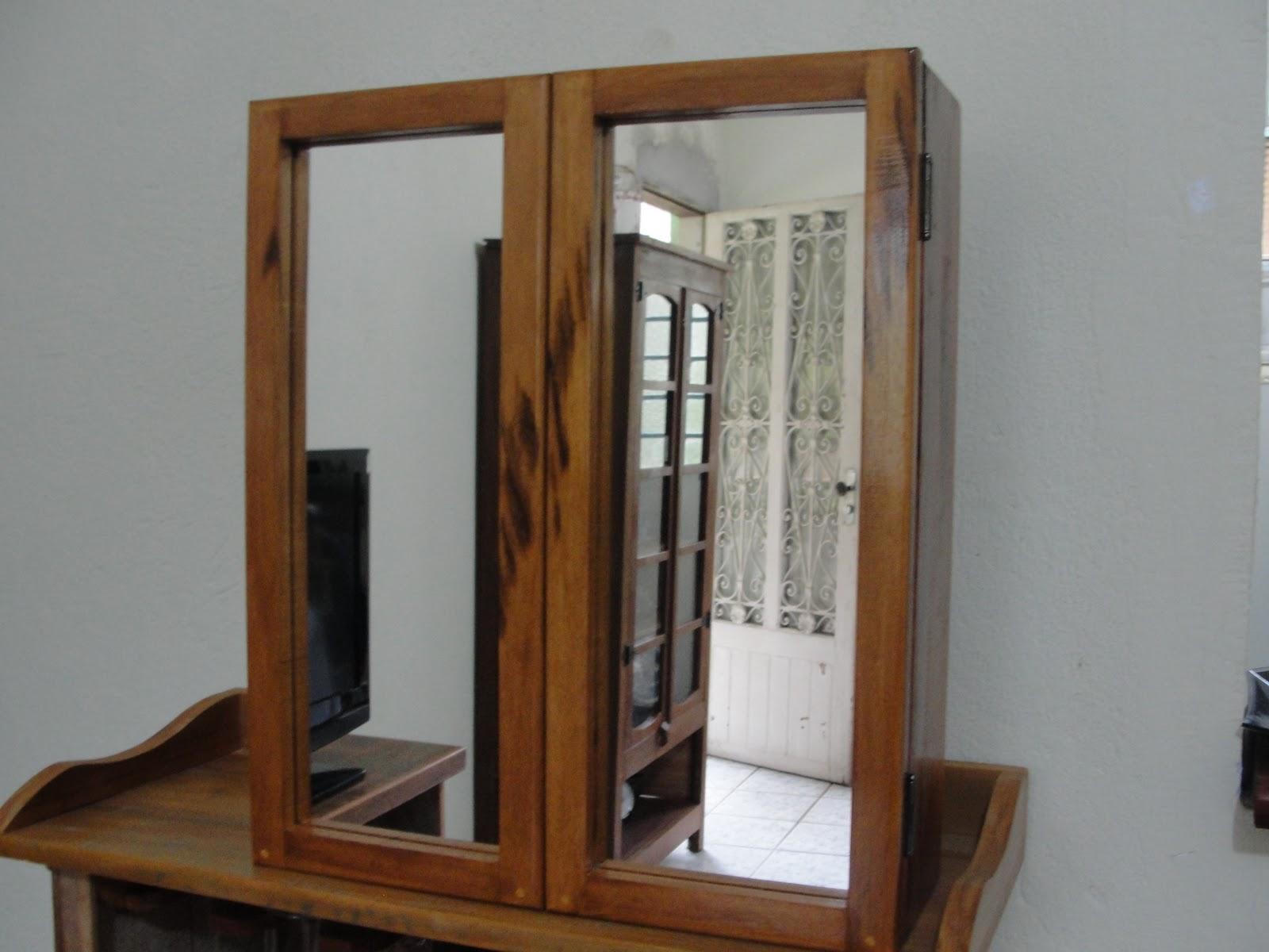 Armário para banheiro em madeira gonçalo alves #674023 1600x1200