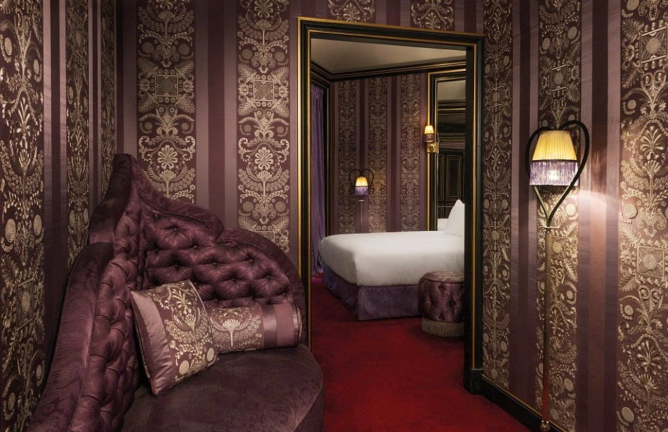 صور أكثر الفنادق رومانسيه