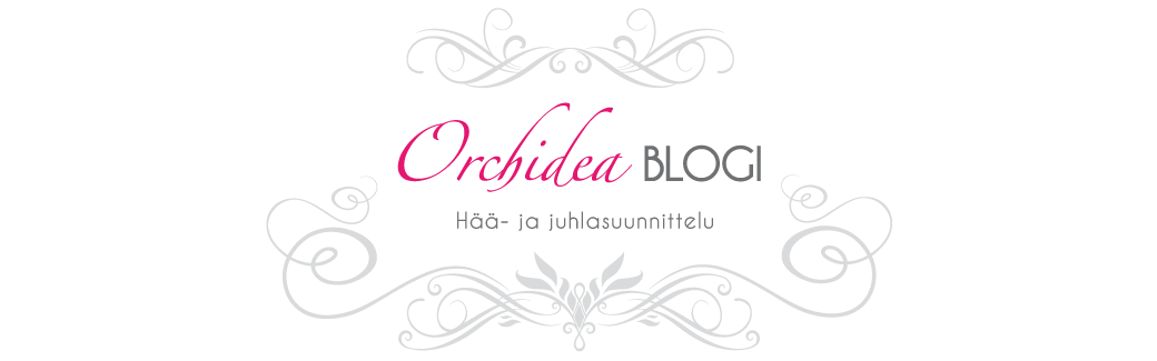 Hää- ja juhlasuunnittelu Orchidea