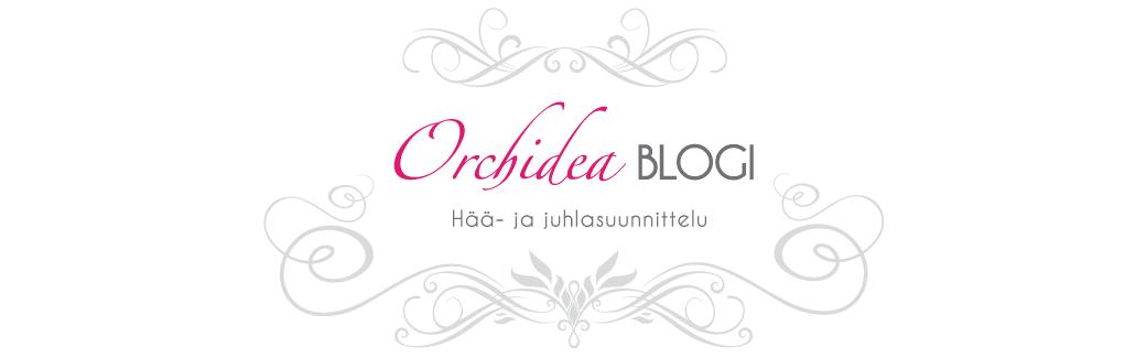 Hää- ja juhlasuunnittelu Orchidea