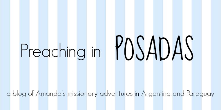 Preaching in Posadas