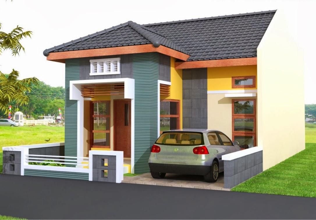 Kombinasi Warna Rumah Minimalis