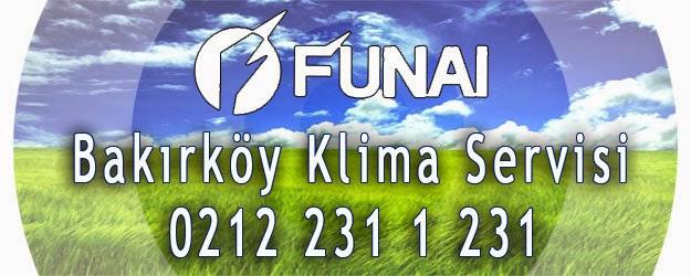 Funai Bakırköy Klima Bakımı