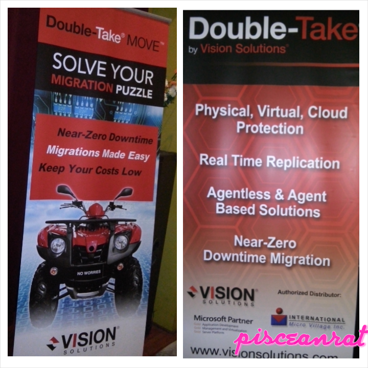 vision solutions double take