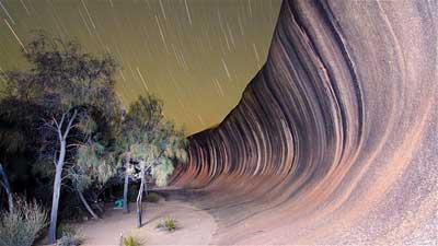 Tembok Granit Australia