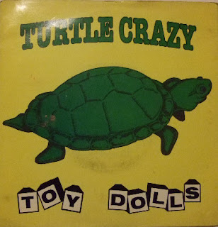 The toy dolls turtle crazy 7 1990