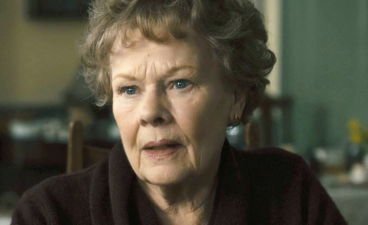 philomena judi dench