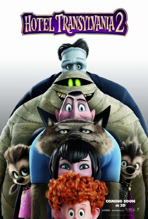 Download Film Hotel Transylvania 2 HDRip Subtitle Indonesia