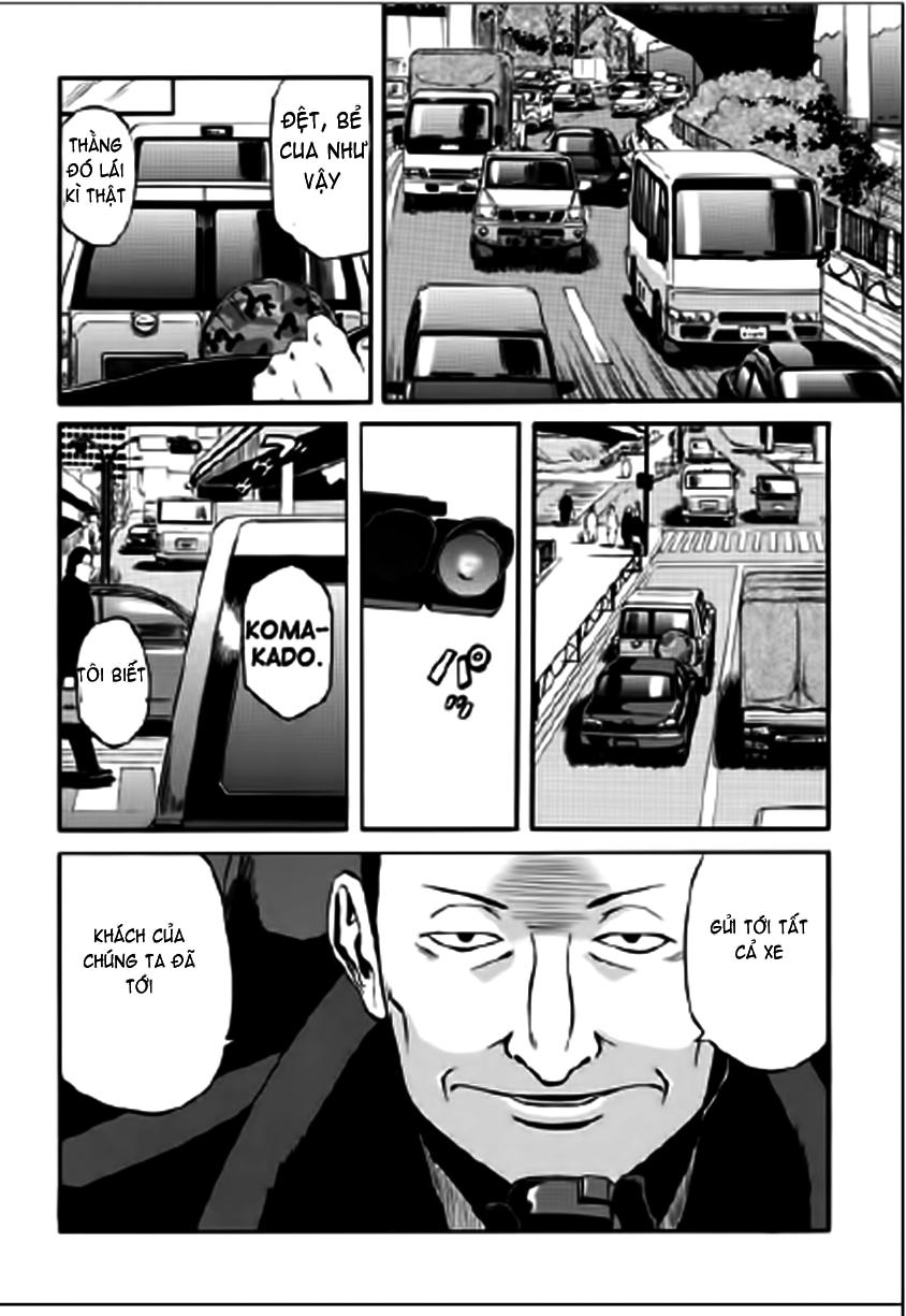 Gate – Jietai Kare no Chi nite, Kaku Tatakeri chap 18 Trang 25 - Mangak.info
