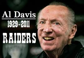 RIP al davis - al davis raiders The Oakland Raiders owner