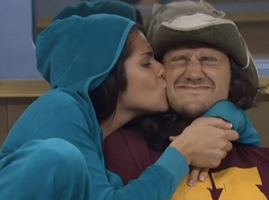 Big Brother McCrae Amanda Hookup