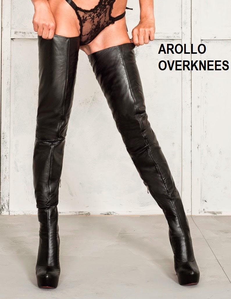 arollo stiletto overknee stiefel und sexy lange high heel crotch boots online shop hammer. Black Bedroom Furniture Sets. Home Design Ideas