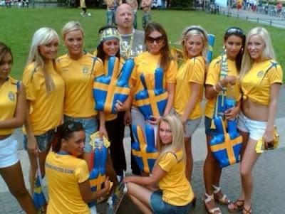 Suecia Ausente Mundial Brasil 2014