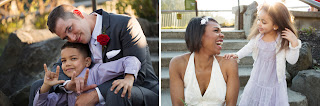 Casey, Courtney, Camden and Maisey - Patricia Stimac, Seattle Wedding Officiant