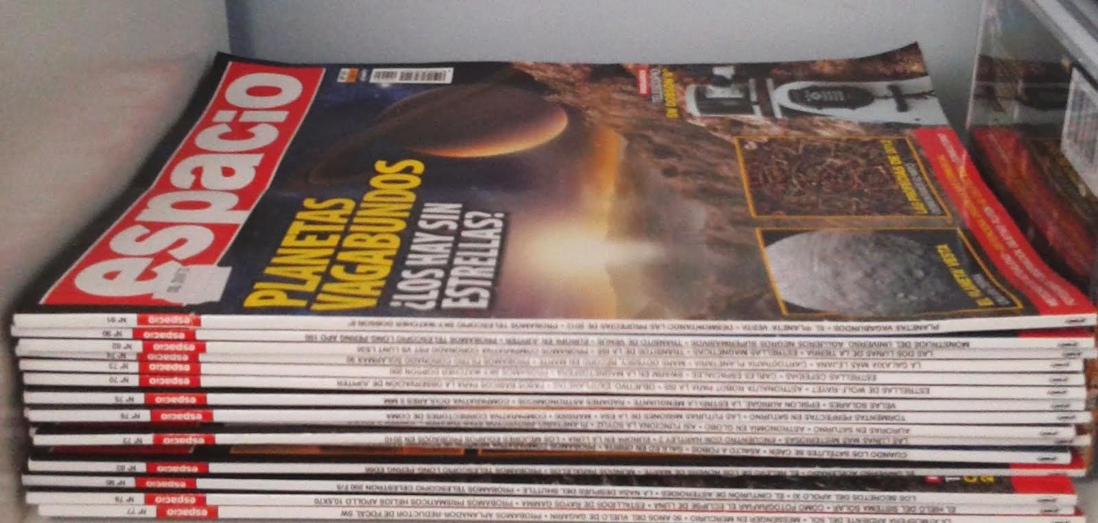 Revista Espacio año 2011-12