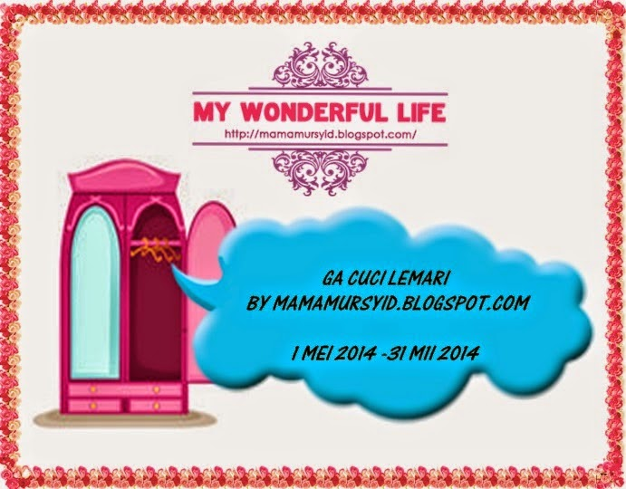 GA Cuci Lemari By Mamamursyid. Blogspot. Com
