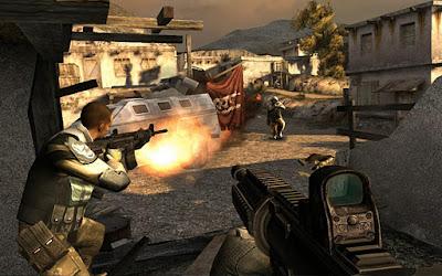 Modern Combat 3:Fallen Nation v1.1.3 Game Android APK