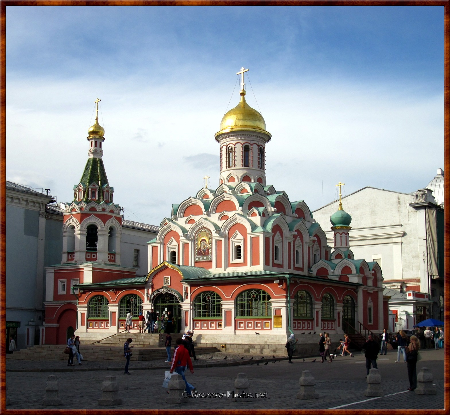 Moscow Cathedral of Our Lady of Kazan