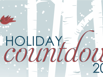 Holiday Countdown - Day 3