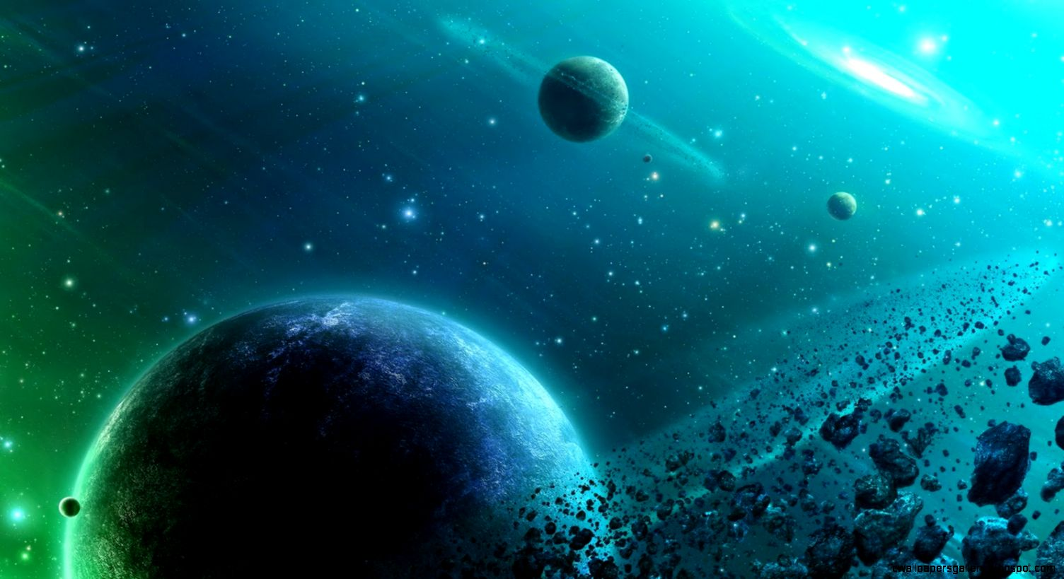 HDWP 45 Galaxy HD Collection of Widescreen Wallpapers