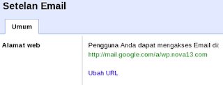 Custom URL Email
