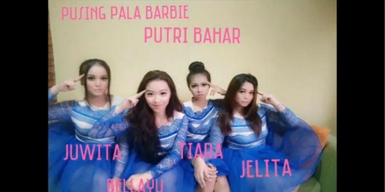 Lagu Pusing Pala Barbie