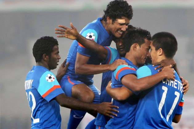 Players from AIFF's YDP maturing well