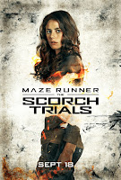 Maze Runner 2 The Scorch Trials 2015