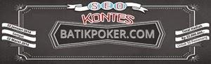 Situs BatikPoker.com Judi Poker Online Uang Asli Indonesia