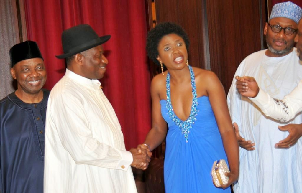 omoni oboli dress aso rock
