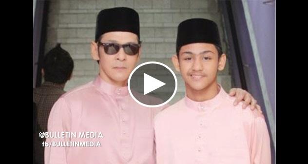 Bila anak Dato Jamal Abdilah, Osama berduet bersama (mantap!) [VIDEO]