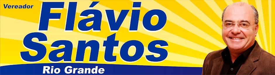 Vereador Flávio Santos