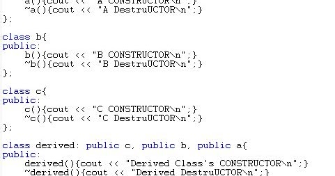 constructor and destructor in c++ pdf