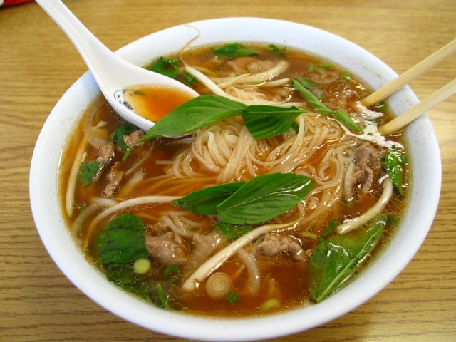 The Best Hmong Pho