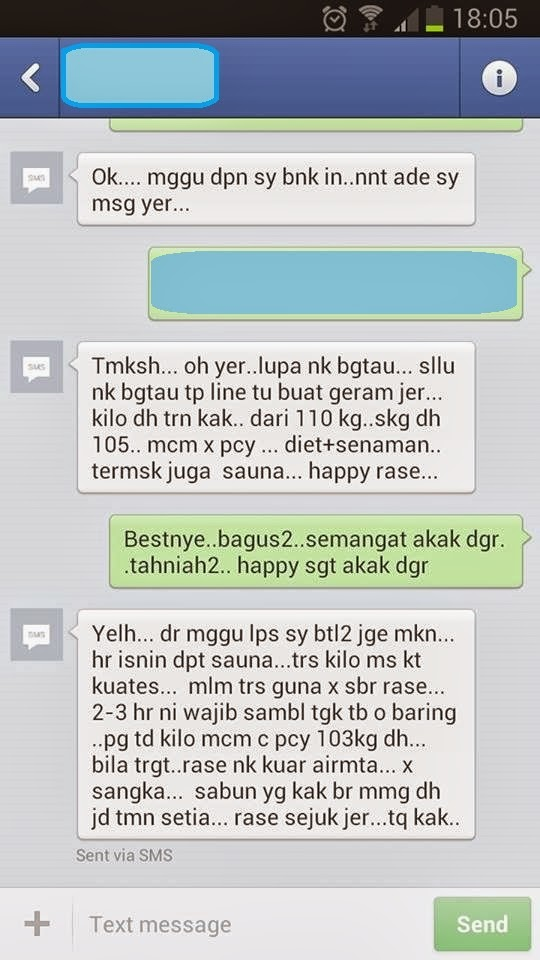 TESTIMONI: SAUNA BELT PRO 3 IN 1 + SLIMMING&FIRMING GEL SOAP
