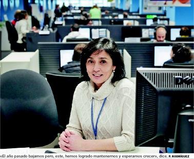 Entrevista con Montserrat Grande, de Teleperformance Coruña