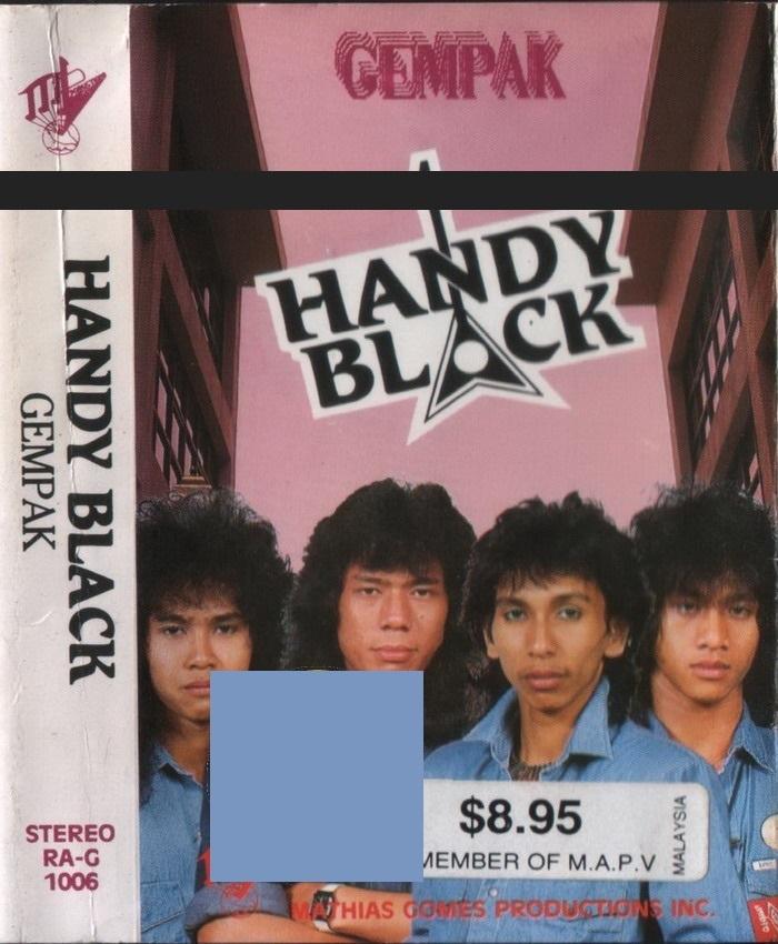 HANDY BLACK