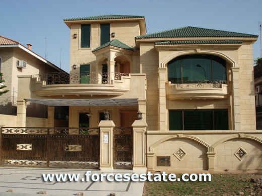 Architecture Design: Pakistani House