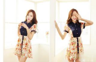 Mini dress : 4 Trend model baju wanita terbaru 2015