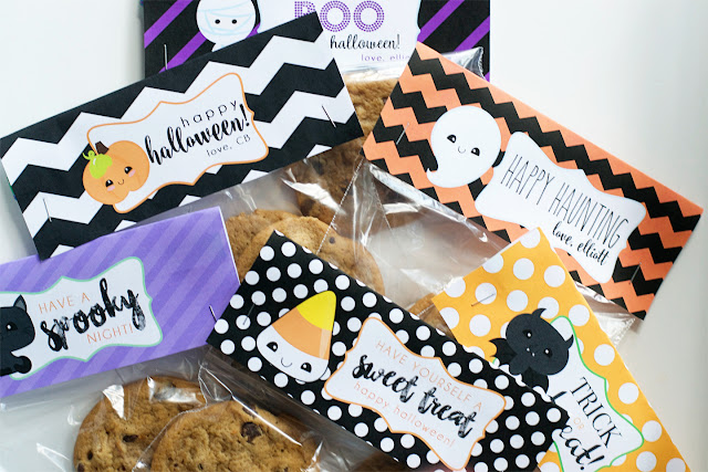 youll receive high res jpegs of six different treat bag toppers and can download and print as many as you want or need