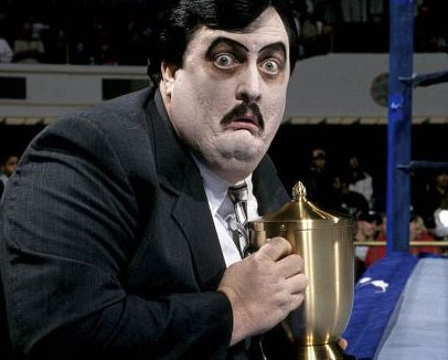 Pro wrestling personality Paul Bearer has died