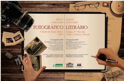 Concurso Fotográfico e Literário