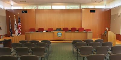 Wayzata School District Board Room. Photo: Wayzata Public Schools