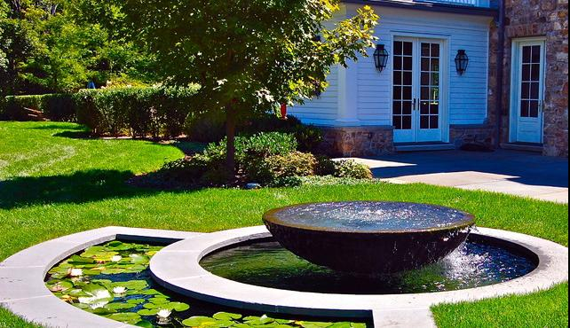 Fotos de jardin plano de jardines for Planos de jardines