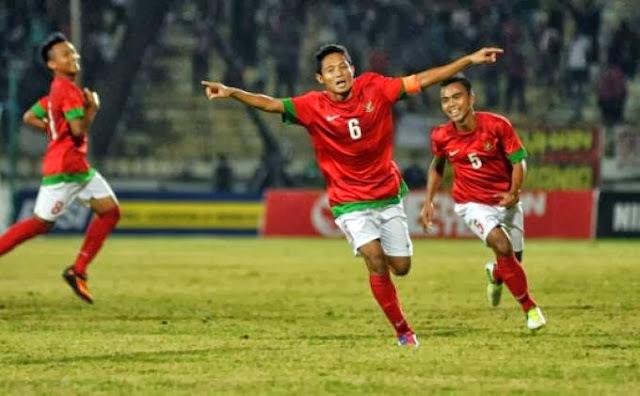 Mengenal lebih dekat Evan Dimas, Kapten Timnas U19