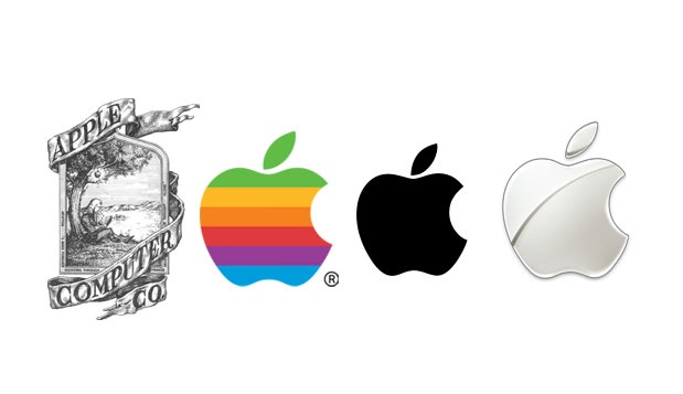 All About Logo: Apple Logos