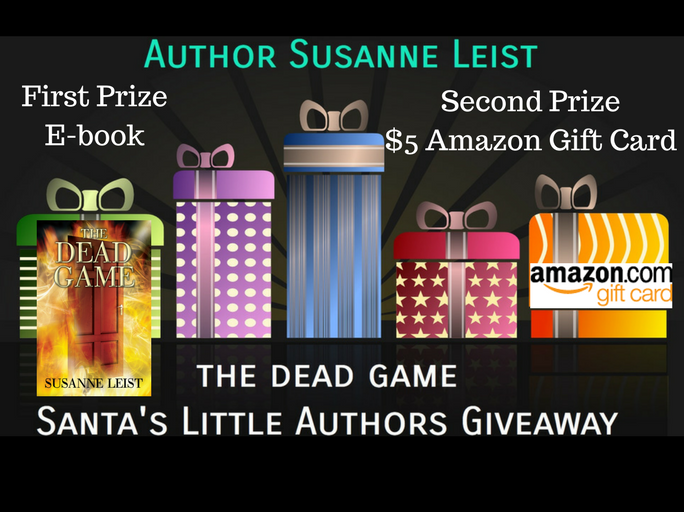 Santa's Little Authors Giveaway